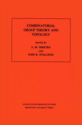 Combinatorial Group Theory and Topology. (AM-111), Volume 111 - Annals of Mathematics Studies (Paperback)