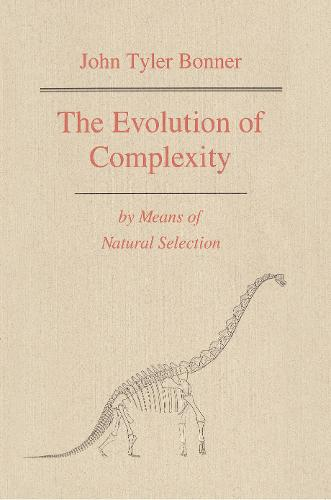 The Evolution of Complexity by Means of Natural Selection (Paperback)