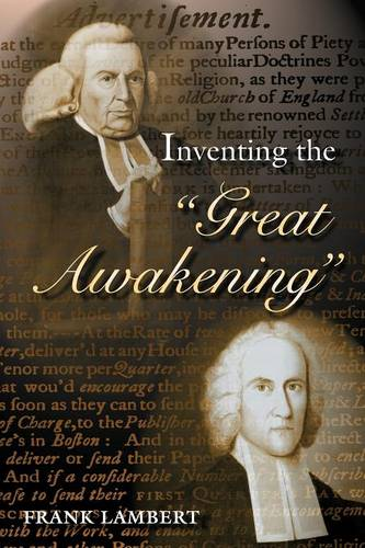 "Inventing the ""Great Awakening"" (Paperback)"