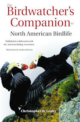 The Birdwatcher's Companion to North American Birdlife (Hardback)