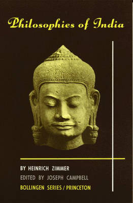Philosophies of India - Works by Heinrich Zimmer 2 (Hardback)