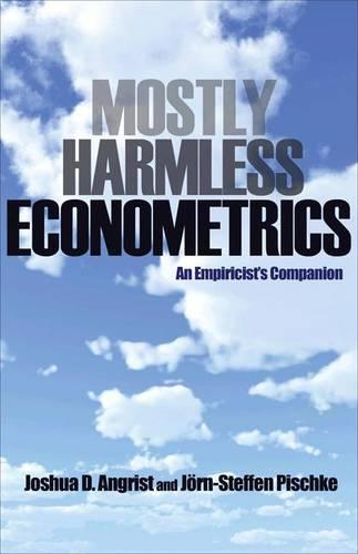 Mostly Harmless Econometrics: An Empiricist's Companion (Paperback)