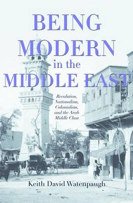 Being Modern in the Middle East: Revolution, Nationalism, Colonialism, and the Arab Middle Class (Hardback)