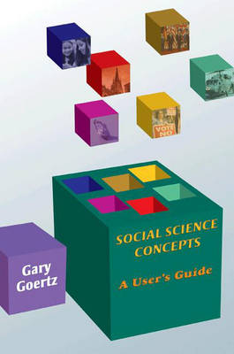 Social Science Concepts: A User's Guide (Hardback)