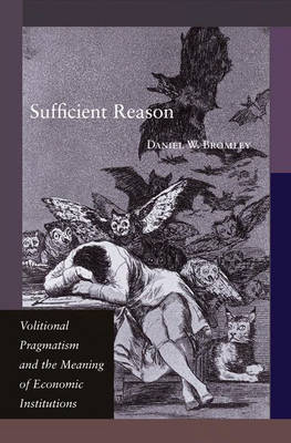 Sufficient Reason: Volitional Pragmatism and the Meaning of Economic Institutions (Hardback)
