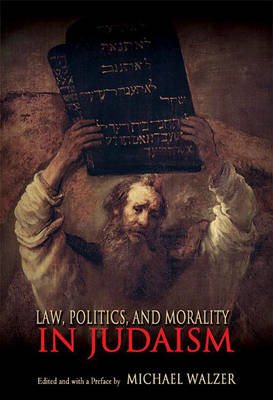 Law, Politics, and Morality in Judaism - Ethikon Series in Comparative Ethics (Hardback)
