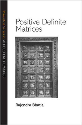 Positive Definite Matrices - Princeton Series in Applied Mathematics (Hardback)