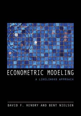 Econometric Modeling: A Likelihood Approach (Hardback)