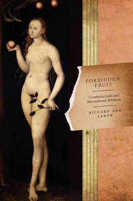 Forbidden Fruit: Counterfactuals and International Relations (Paperback)