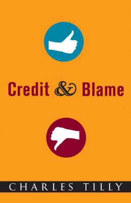 Credit and Blame (Hardback)