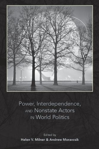 Power, Interdependence, and Nonstate Actors in World Politics (Paperback)