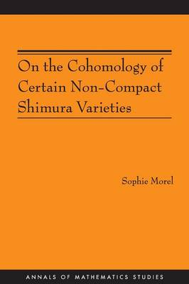 On the Cohomology of Certain Non-Compact Shimura Varieties (AM-173) - Annals of Mathematics Studies 194 (Paperback)
