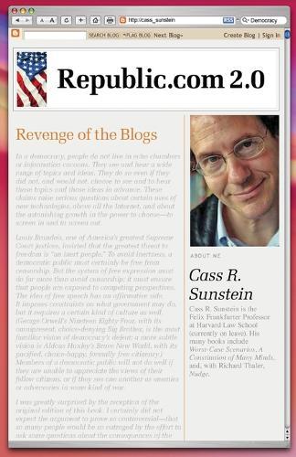 Republic.com 2.0 (Paperback)