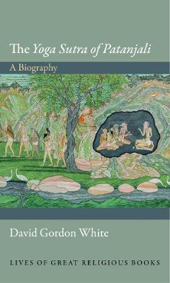 The Yoga Sutra of Patanjali: A Biography - Lives of Great Religious Books 21 (Hardback)