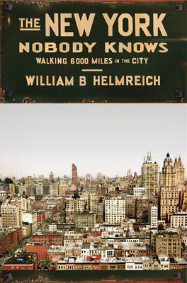 The New York Nobody Knows: Walking 6,000 Miles in the City (Hardback)