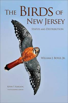 The Birds of New Jersey: Status and Distribution (Hardback)