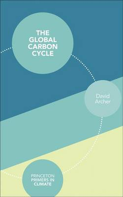 The Global Carbon Cycle - Princeton Primers in Climate (Paperback)
