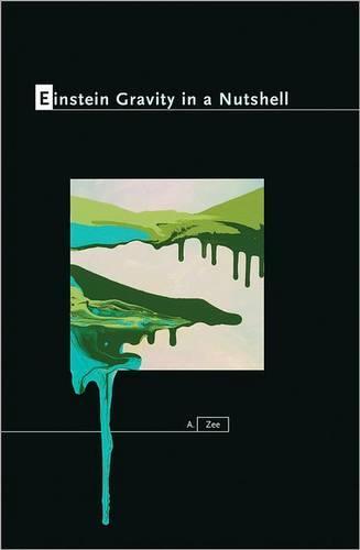 Einstein Gravity in a Nutshell - In a Nutshell (Hardback)