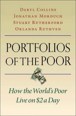 Portfolios of the Poor: How the World's Poor Live on $2 a Day (Paperback)
