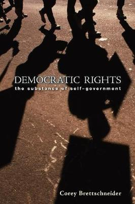 Democratic Rights: The Substance of Self-Government (Paperback)