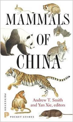 Mammals of China - Princeton Pocket Guides 11 (Paperback)