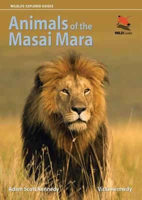 Animals of the Masai Mara - Wildlife Explorer Guides (Paperback)