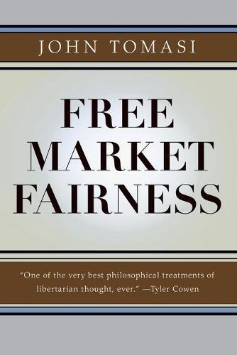 Free Market Fairness (Paperback)