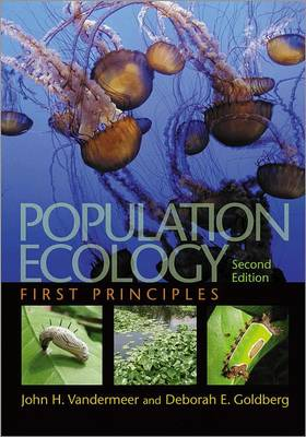 Population Ecology: First Principles - Second Edition (Paperback)