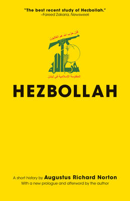 Hezbollah: A Short History - Updated Edition - Princeton Studies in Muslim Politics 53 (Paperback)