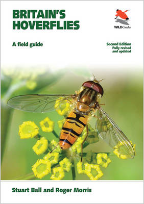 Britain's Hoverflies: A Field Guide - Revised and Updated Second Edition - WILDGuides of Britain & Europe (Paperback)