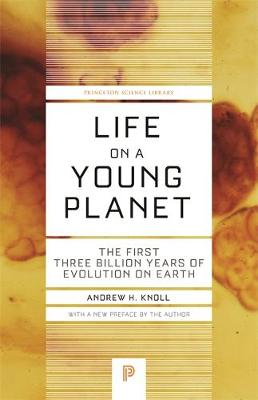 Life on a Young Planet: The First Three Billion Years of Evolution on Earth - Princeton Science Library (Paperback)