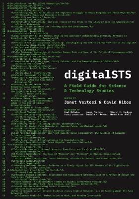 digitalSTS: A Field Guide for Science & Technology Studies (Hardback)