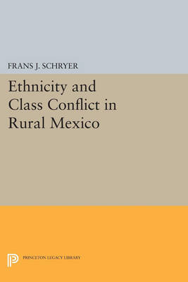 Ethnicity and Class Conflict in Rural Mexico - Princeton Legacy Library 3465 (Paperback)
