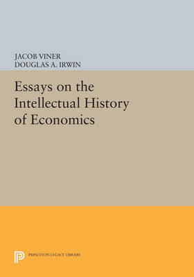Essays on the Intellectual History of Economics - Princeton Legacy Library 3317 (Paperback)