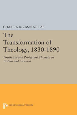 The Transformation of Theology, 1830-1890: Positivism and Protestant Thought in Britain and America - Princeton Legacy Library (Paperback)
