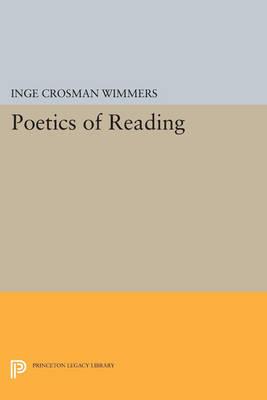 Poetics of Reading - Princeton Legacy Library 3625 (Paperback)