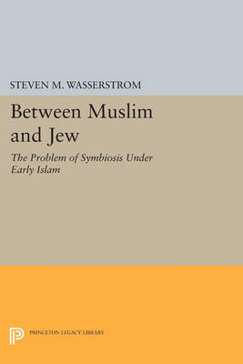 Between Muslim and Jew: The Problem of Symbiosis under Early Islam - Princeton Legacy Library 314 (Paperback)