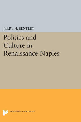 Politics and Culture in Renaissance Naples - Princeton Legacy Library (Paperback)