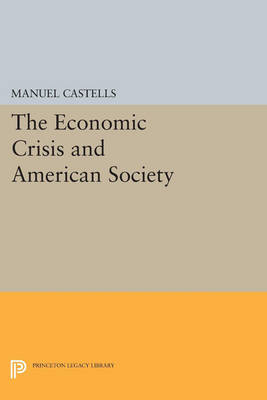 The Economic Crisis and American Society - Princeton Legacy Library 797 (Paperback)