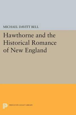 Hawthorne and the Historical Romance of New England - Princeton Legacy Library (Paperback)