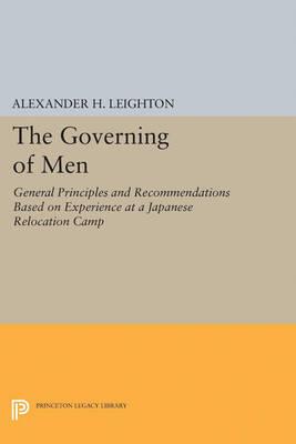 Governing of Men - Princeton Legacy Library (Paperback)