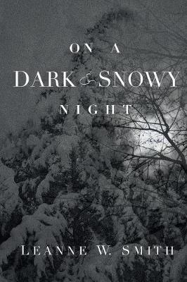 On a Dark & Snowy Night (Paperback)