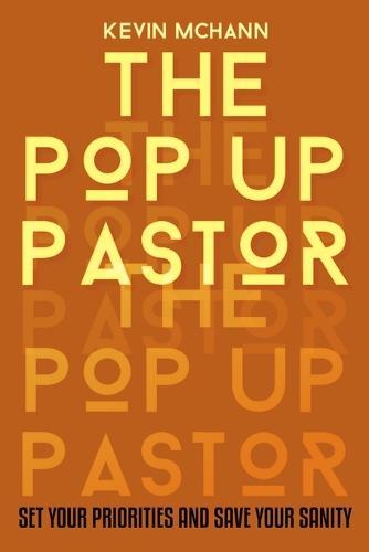 The Pop Up Pastor (Paperback)
