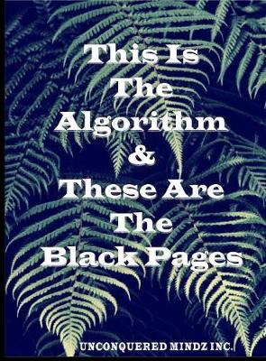 The Algorithm: The Black Pages - Critical Analysis 1 (Hardback)