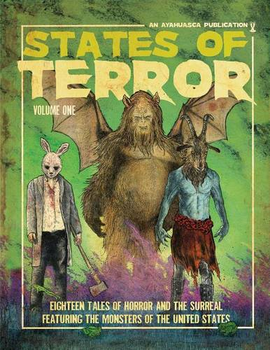 States of Terror Volume One - States of Terror 1 (Paperback)