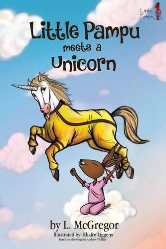 Little Pampu Meets a Unicorn (Paperback)