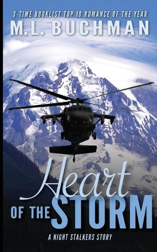 Heart of the Storm - Night Stalkers Short Stories 3 (Paperback)