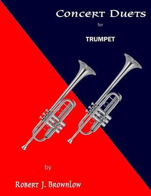 Concert Duets for Trumpet (Paperback)
