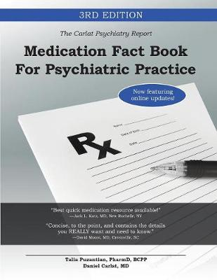 Medication Fact Book for Psychiatric Practice (Paperback)