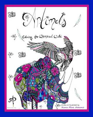 Artimals: Coloring the Whimsical Wild (Paperback)